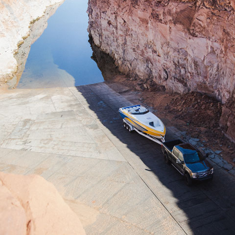 Boat Valet and Towing Antelope Point Marina Lake Powell
