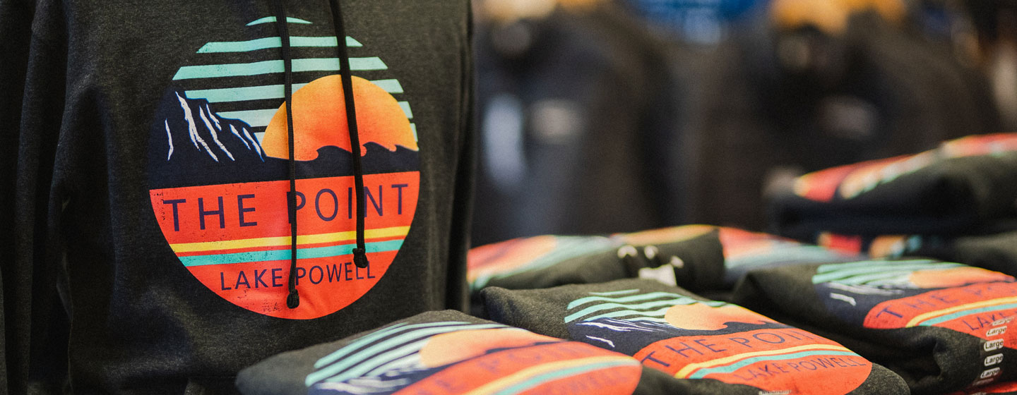 Antelope Point Gift Shop at Lake Powell