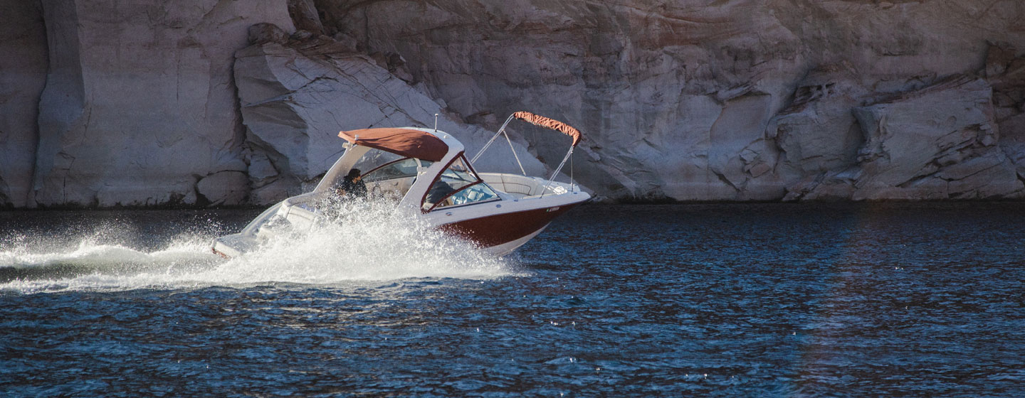 Recreational Boating on Lake Powell