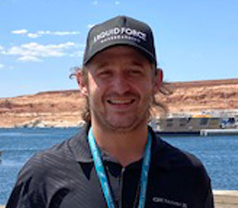 Antelope Point Marina Special Projects Manager, Cory