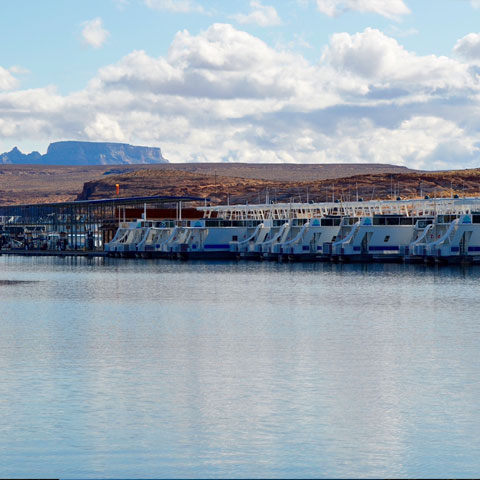 Antelope Point Houseboat Rentals on Lake Powell